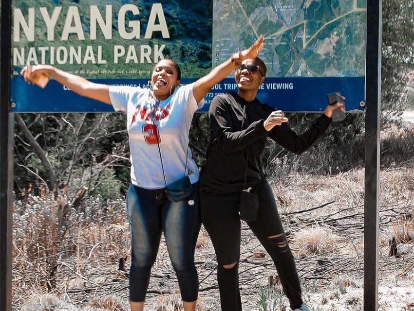 Nyanga getaway